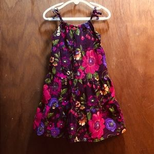 Baby Gap Tiered Floral Sundress Girls 12-18 months